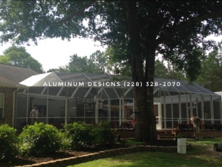 Aluminum Designs Saucier, Ms.